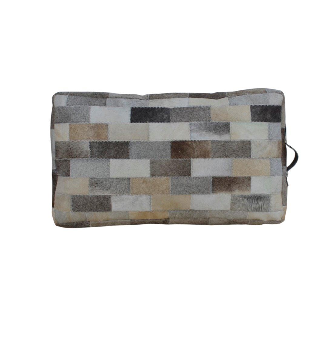 Stoel - Poefs - Floor pouf tile pattern