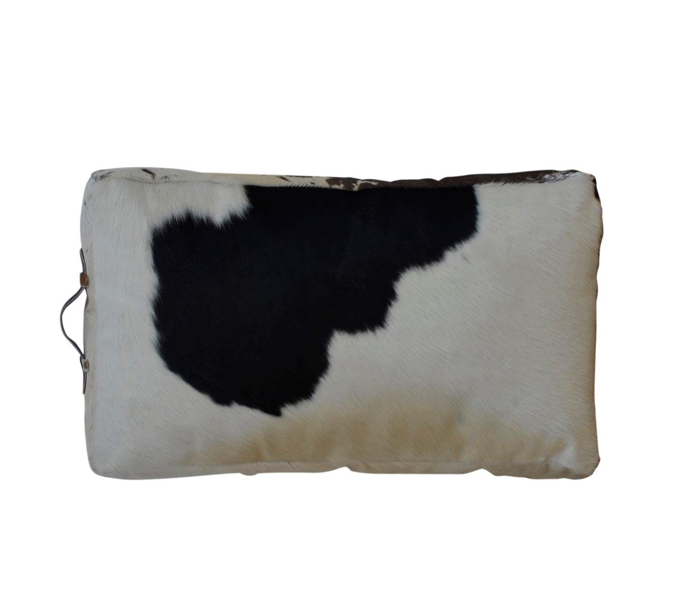 Stoel - Poefs - Floor pouf cow leather